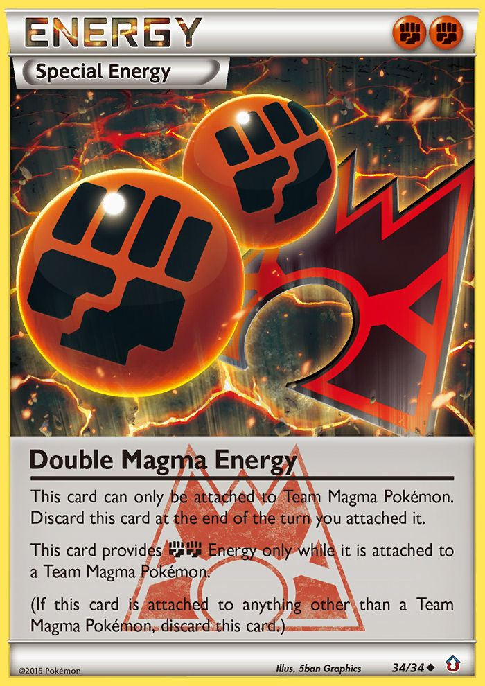 Double Magma Energy from Double Crisis