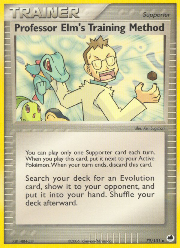 Pokemon Professors Program