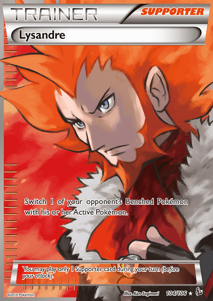 Lysandre from Flashfire