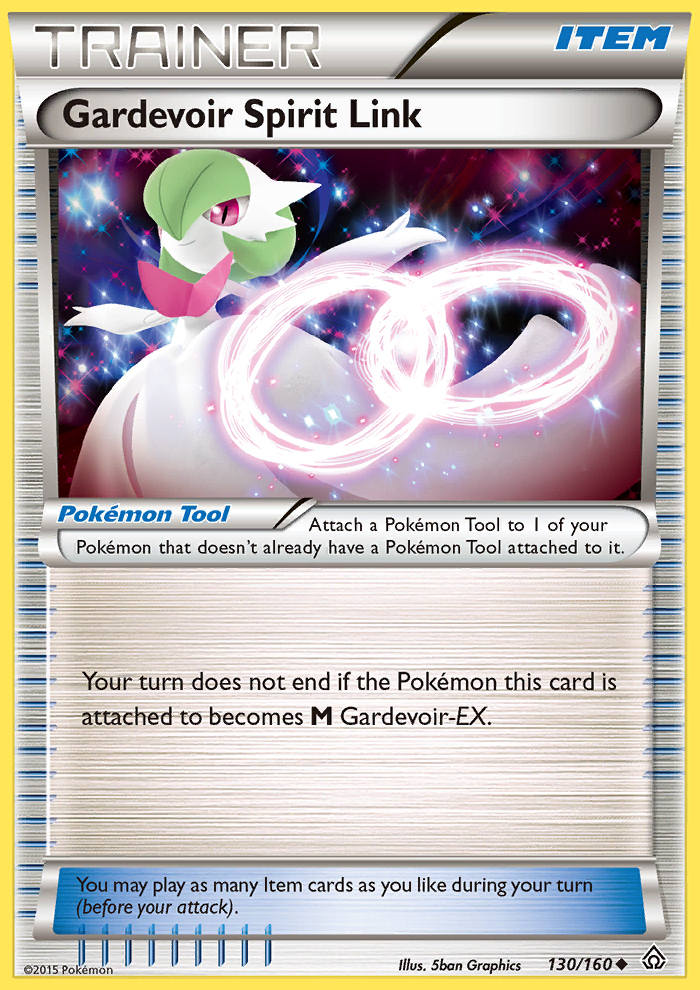 Gardevoir Spirit Link from Primal Clash