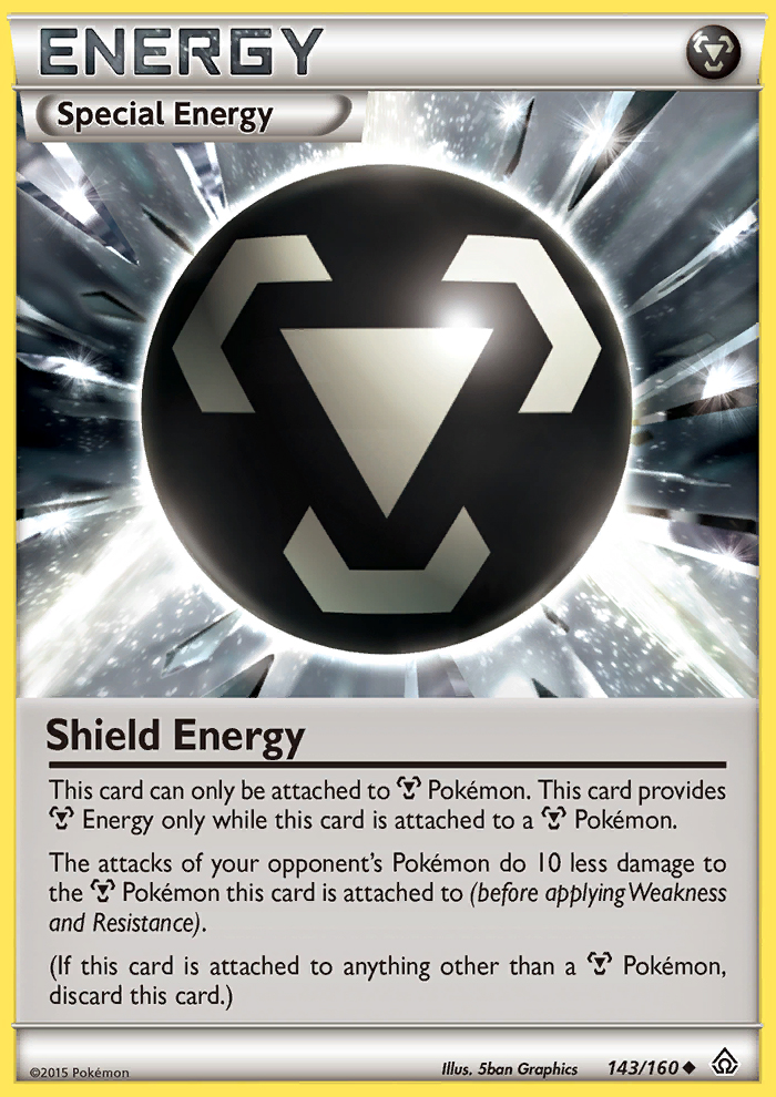 Shield Energy from Primal Clash
