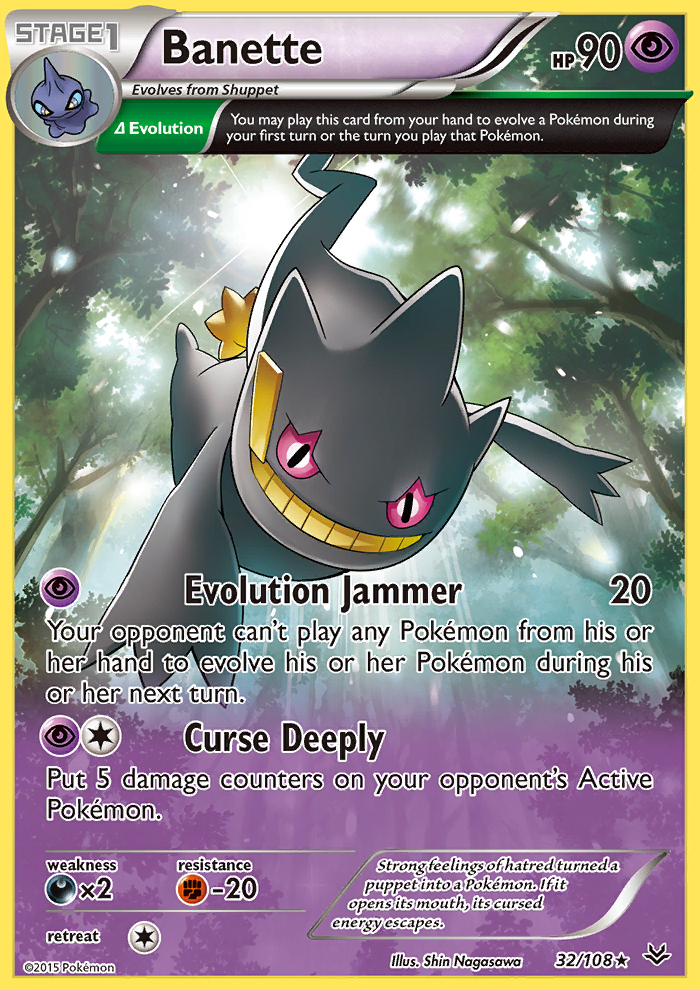 Banette from Roaring Skies