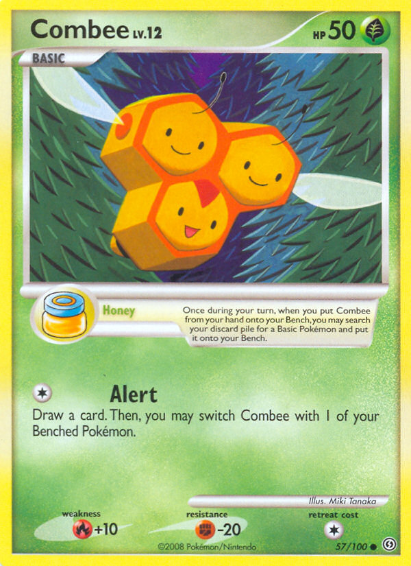 Combee from Stormfront