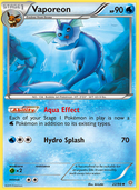 Vaporeon from Ancient Origins