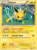 Jolteon from Ancient Origins