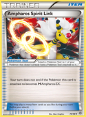 Ampharos Spirit Link from Ancient Origins