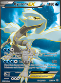 Kyurem-EX from Ancient Origins