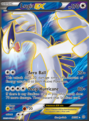 Lugia-EX from Ancient Origins
