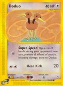 Doduo from Aquapolis