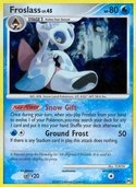 Froslass from Arceus