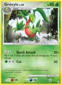 Grovyle from Arceus