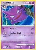 Haunter from Arceus