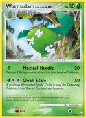 Wormadam Plant Cloak from Arceus