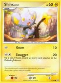 Shinx from Arceus
