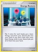 Energy Restore from Arceus