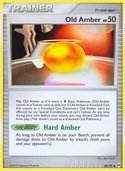Old Amber from Arceus