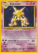 Alakazam from Base Set