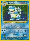Blastoise from Base Set