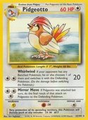 Pidgeotto from Base Set