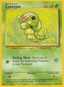 Caterpie from Base Set
