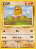Diglett from Base Set