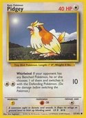 Pidgey from Base Set