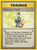 Pokémon Trader from Base Set