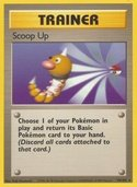 Scoop Up from Base Set