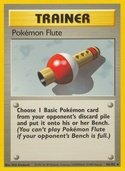 Pokémon Flute from Base Set