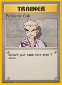 Professor Oak from Base Set