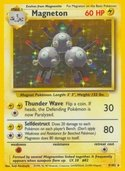 Magneton from Base Set