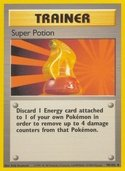 Super  Potion from Base Set