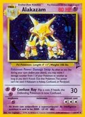 Alakazam from Base Set 2