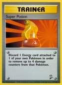 Super Potion from Base Set 2