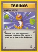 Gust of Wind from Base Set 2