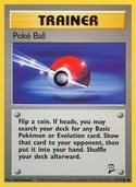 Poké Ball from Base Set 2