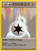 Double Colorless Energy from Base Set 2