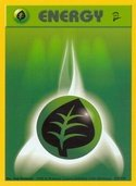 Grass Energy from Base Set 2