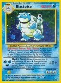 Blastoise from Base Set 2