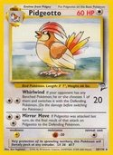 Pidgeotto from Base Set 2