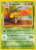 Exeggutor from Base Set 2