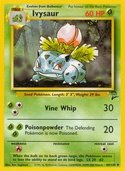 Ivysaur from Base Set 2