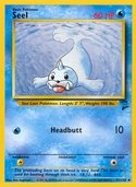 Seel from Base Set 2