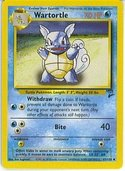 Wartortle from Base Set 2