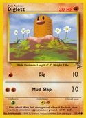 Diglett from Base Set 2