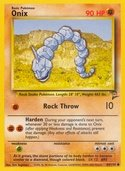 Onix from Base Set 2