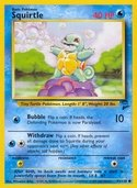 Squirtle from Base Set 2