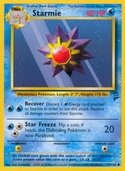 Starmie from Base Set 2