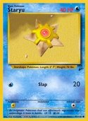 Staryu from Base Set 2