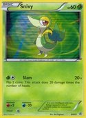 Snivy from BW Promos